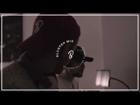 Old School HipHop and RnB Instrumental Mix - Blunted All Time Classics