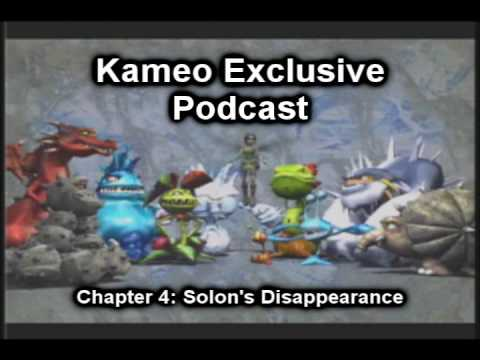 Kameo EXCLUSIVE PODCAST! #4/8 SOLONS DISAPPEARANCE