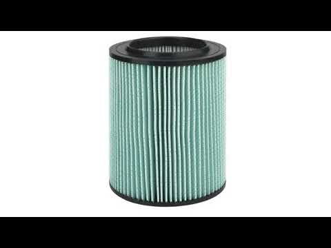 must see review 2017! shop vac filter fits in place of craftsman ...