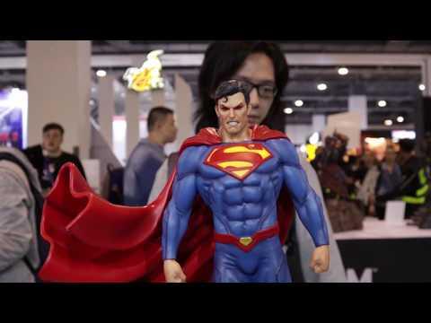 Shanghai Comic Con 2018 XM STUDIOS