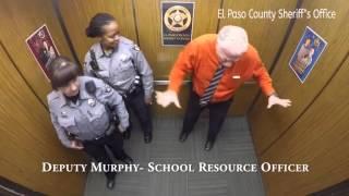 Dancing El Paso County Sheriff