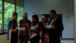Abba medley at World Tantrix Open 2009