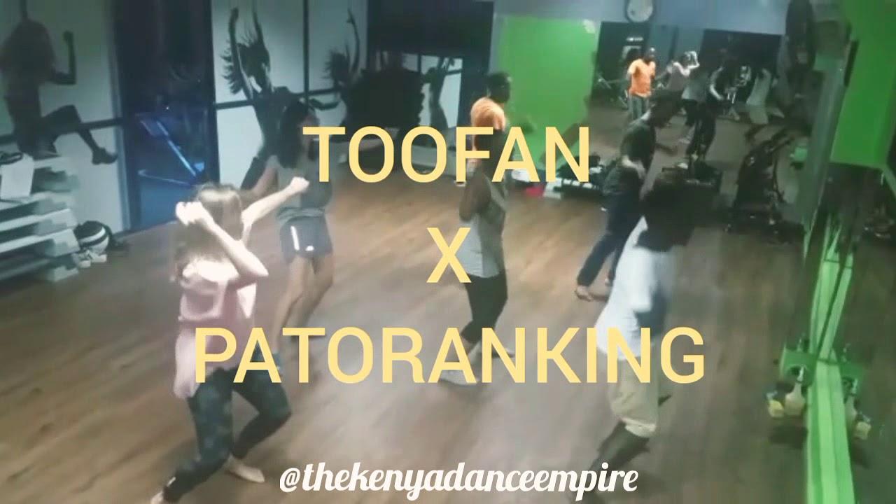 Download Toofan ft Patoranking - Ma Girl(Dance Choreo)Afrodance