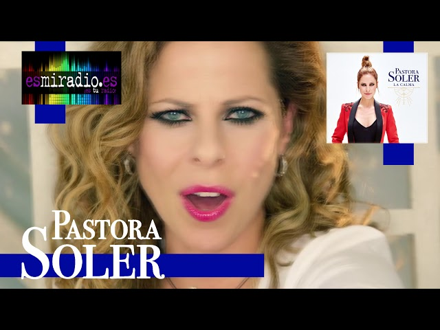 Pastora Soler - Video-Saludo a esmiradio.es (22/09/17)
