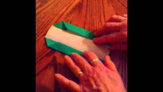 How To Make An Origami Acrobat