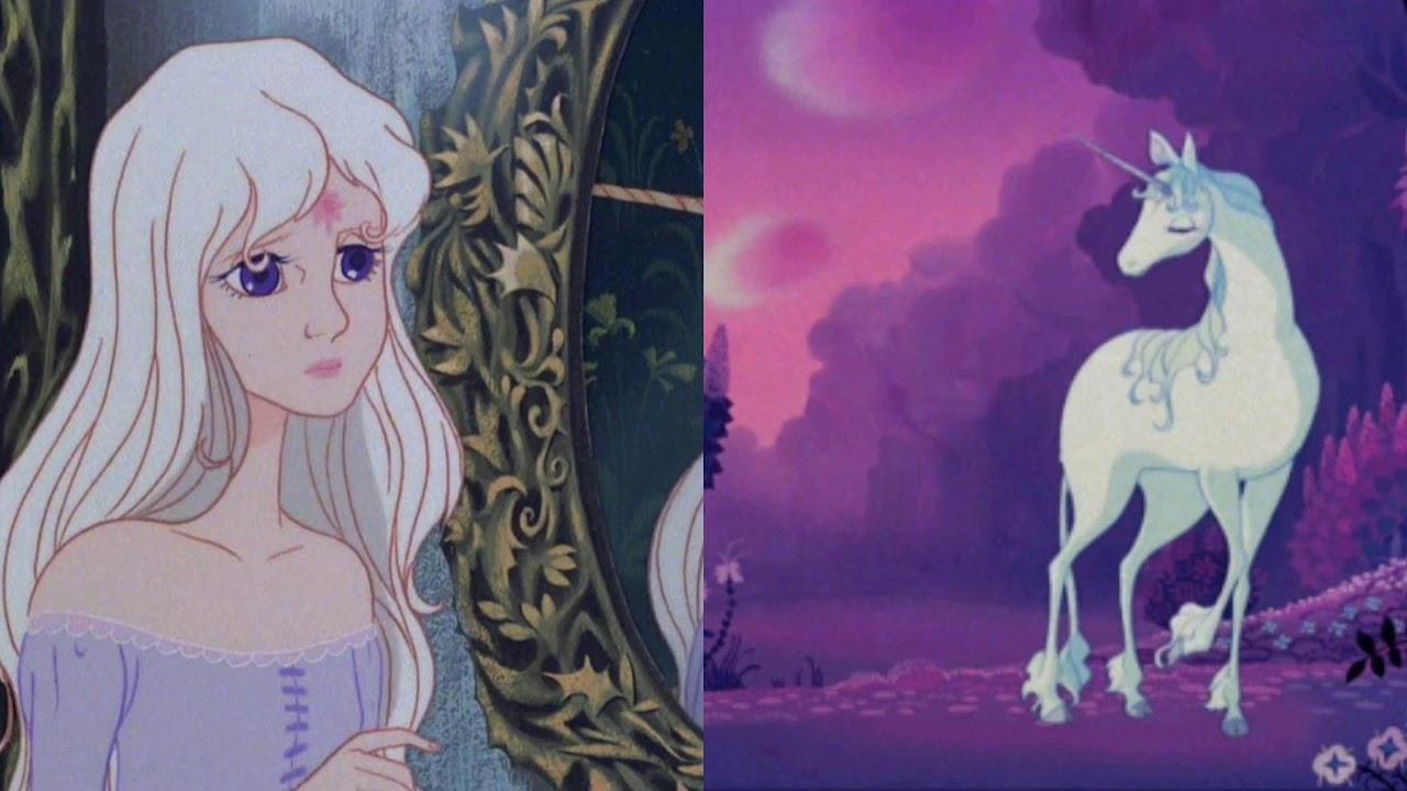 das letzte einhorn  titelsong  the last unicorn