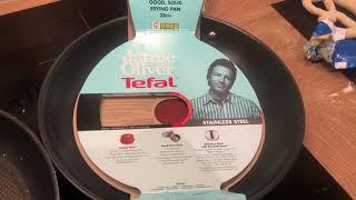 2 Jahresfazit zu Tefal Jamie Oliver Pfanne aus Edelstahl,