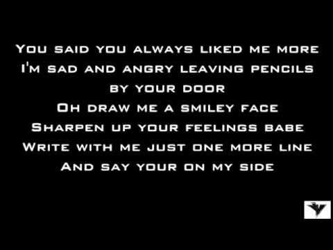 Ed Drewett 'BLINK' Britains Got Talent 2014 (lyrics)