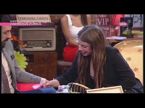 Sha i Dragana Mitar o pisanju po nogama (Ami G Show S11)