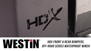 In the Garage™ with Performance Corner®: WESTiN HDX Front & Rear Bumpers