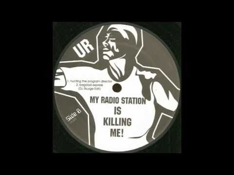 Underground Resistance - Hunting The Program Director