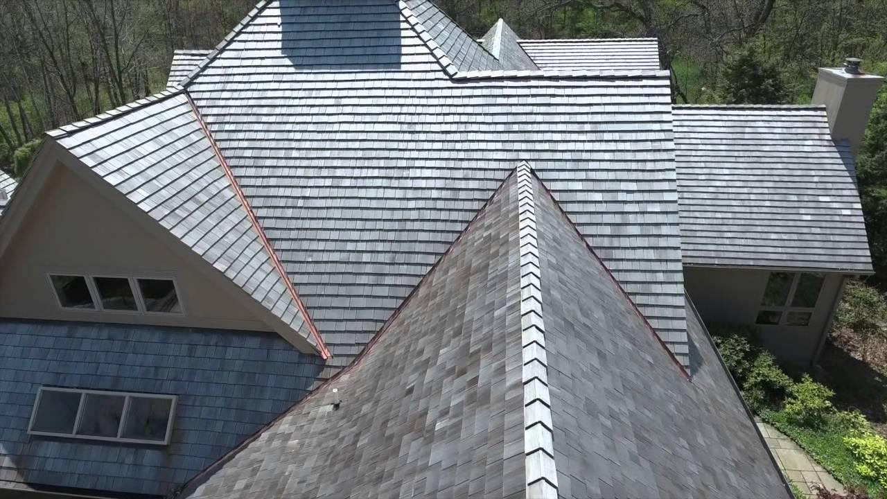 Cedar 18 X 7/8 Tapersawn By Cedar Roofing Company