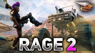 Rage 2- Розовое безумие - Полное прохождение Часть 1