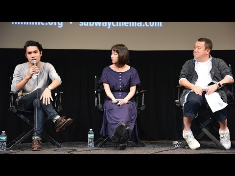 'Mad World' Q&A | Wong Chun, Florence Chan, and Eric Tsang | NYAFF17