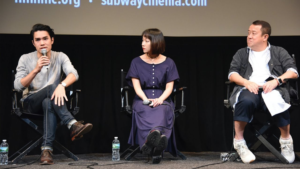 'Mad World' Q&A | Wong Chun, Florence Chan, and Eric Tsang | NYAFF17