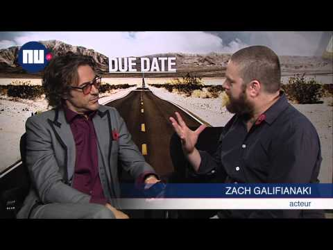 NU.nl interviewt Robert Downey Jr. en Todd Philips over Due Date