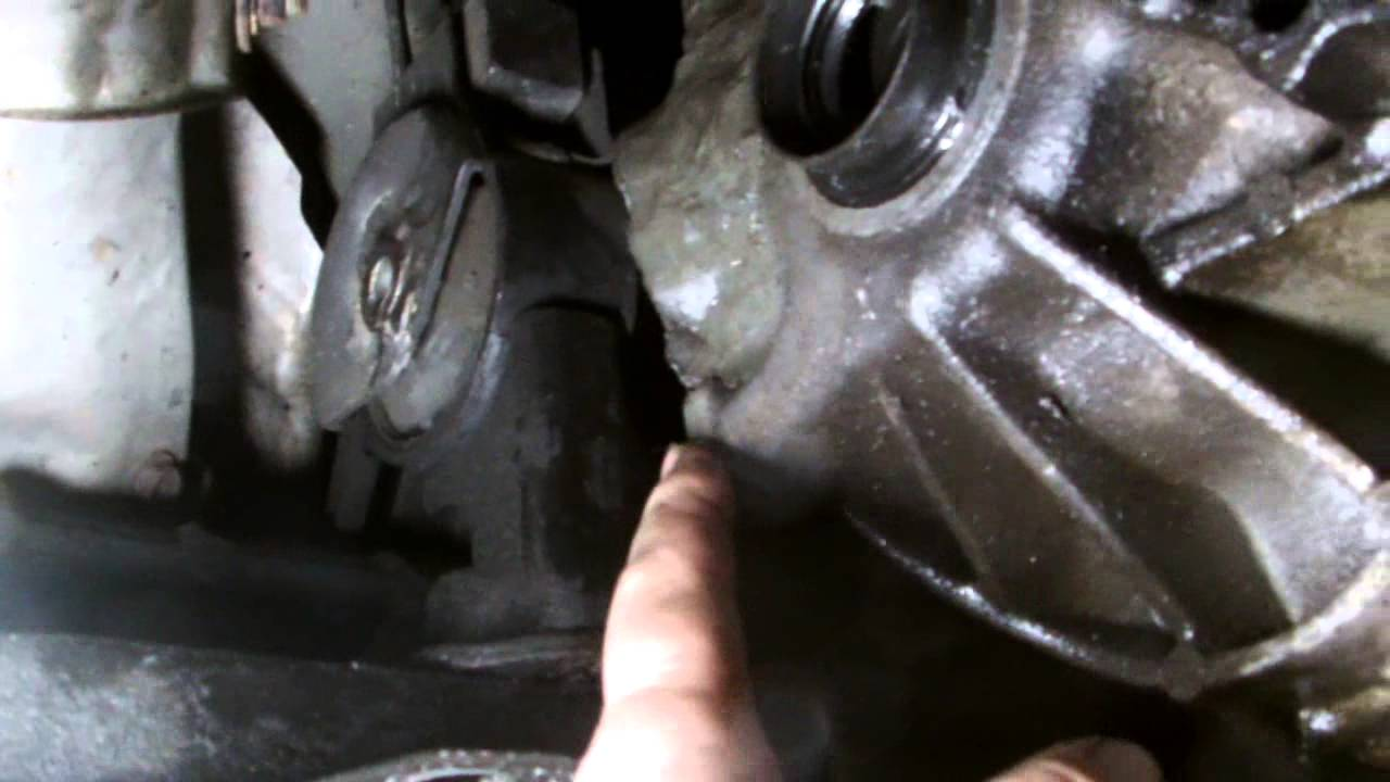 Toyota Vvti Tranmission Removal Part1 Youtube