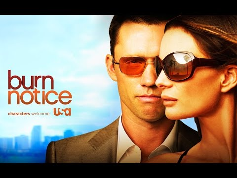 Burn Notice Season 3  AXN Sony Pictures Television