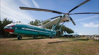 Самый Большой Вертолет В Мире. МИ-12(Назначение: транспортный, прототип Первый полёт: 10 июля 1968 года Всего построено: 2 Производитель: ОКБ М...., 2016-03-28T14:25:10.000Z)