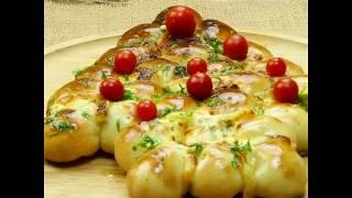 Пирог с сыром Ёлка - Смотреть видео рецепты онлайн на youtube.