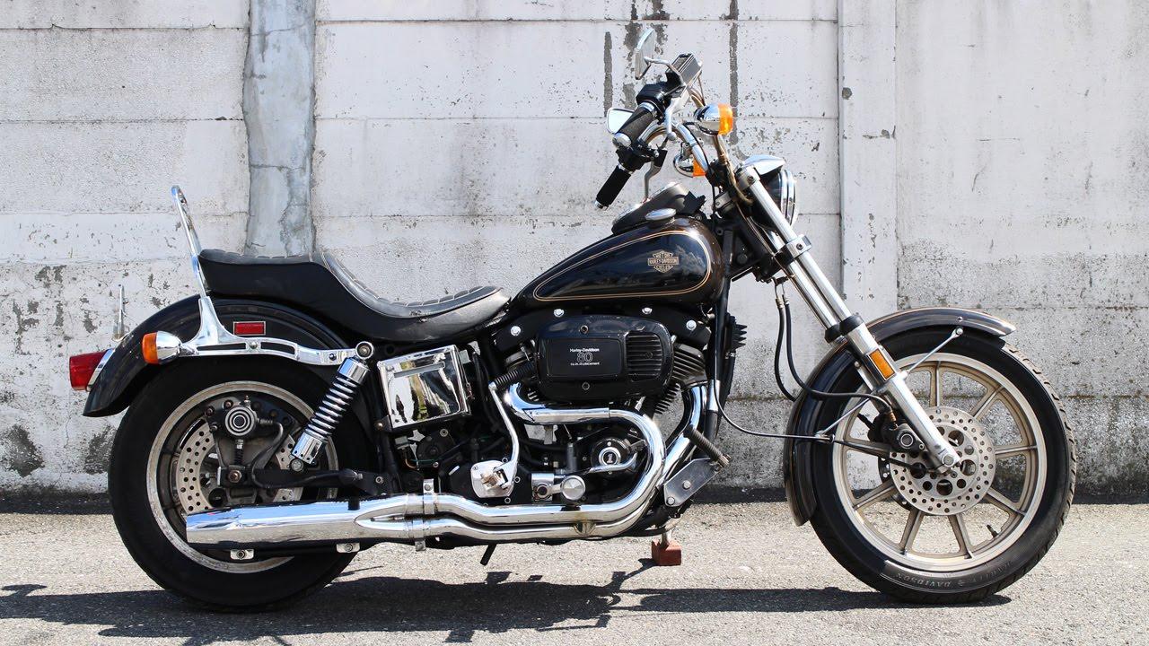 1982 Fxb Harley Davidson Shovelhead Sturgis