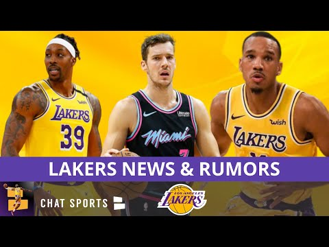 Lakers Rumors: Avery Bradley & Dwight Howard Sitting Out? Pursuing Goran Dragic? 2020 Mock Draft from YouTube · Duration:  11 minutes 57 seconds