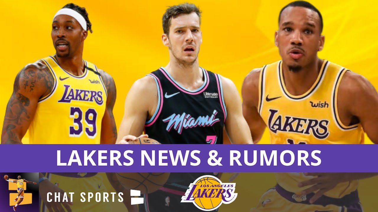 NBA Rumors: Lakers 'Will Make Strong Pursuit To Sign' Derrick ...