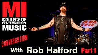 rob halford conversation series part 1