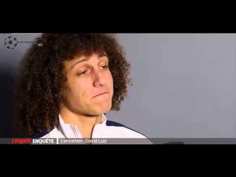Lentretien exclusive avec David Luiz