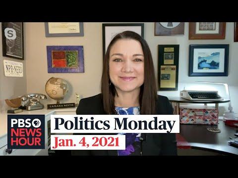 Tamara Keith and Amy Walter on Georgia's U.S. Senate runoffs
