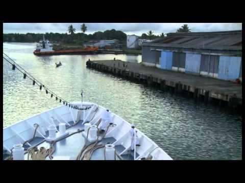 Cruise Destination Madang