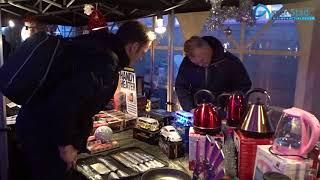 Kerstmarkt Winterland in Assen