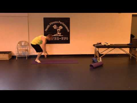 Corrective Exercise Protocol for Excessive Forward Lean Impairment