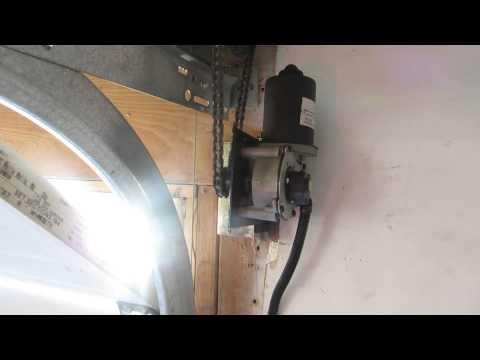 Chamberlain Liftmaster 3800lm Jackshaft Garage Door Ope