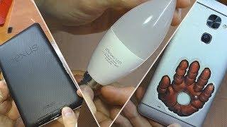 3 ҚАРАПАЙЫМ ЖӨНДЕУ: Смартфон LeEco Le 2, планшет Nexus 7 және жарық диодты шам