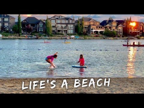 Life's A Beach - Calgary Summer Nights