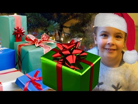 Christmas Day Presents Unpacking with Sunshine Opening Presents Surprise Toys
