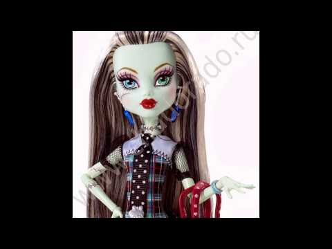 картинки кукол монстр хай