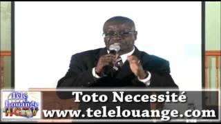 Toto Necessite - Jesus l'a fait