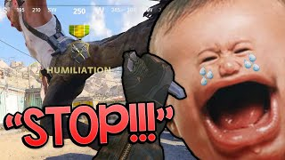 PARTY GAMES REACTIONS! (Call of Duty: Black Ops Cold War)