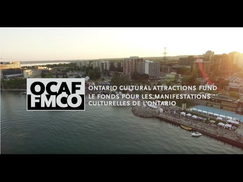 Ontario Cultural Attractions Fund -