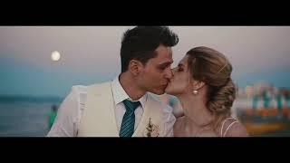 Молодежная свадьба на море в Италии. Wedding st the sea in Italy.
