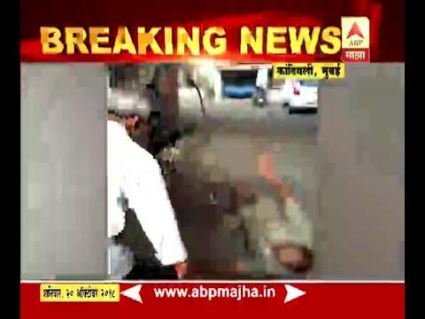 Mumbai | Kandivali milap petrol pump blast in rickshaw