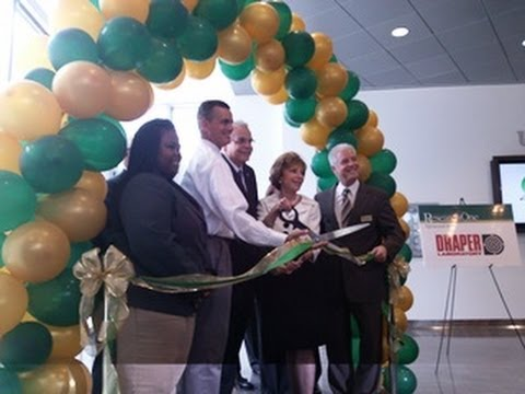 USF Opens Incubator to Hatch Students' Businesses