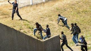 Мигранты. Европа медленный крах