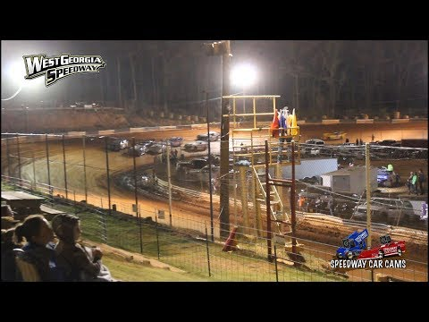 Hobby Feature - 3-31-18 West Ga Speedway