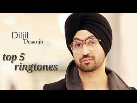 hit2 ringtones// diljit dosanjh// top 5 songs ringtones.