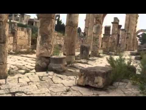 Ancient Roman Tyre, Lebanon