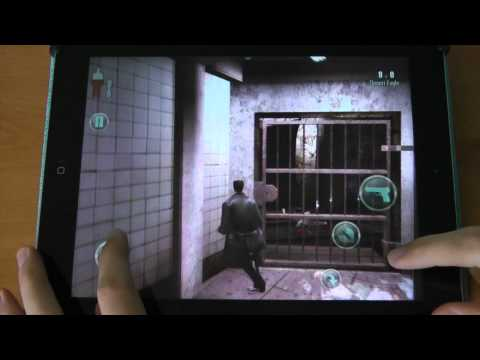 First Look: Max Payne Mobile for iOS