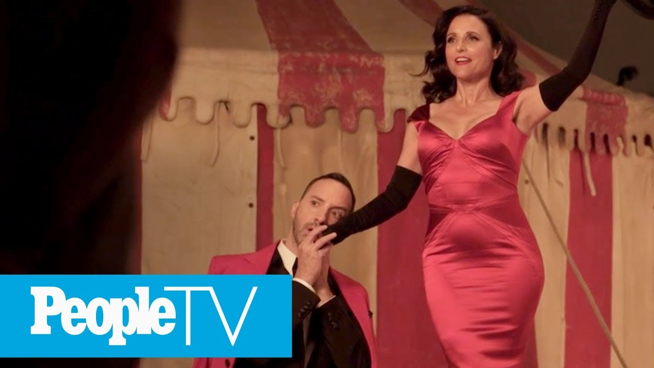 Julia Louis-Dreyfus & Tony Hale On Veep Finale & Their Friendship | PeopleTV